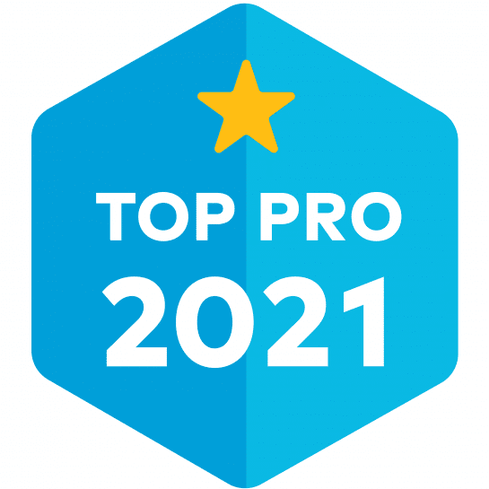2021 top pro badge