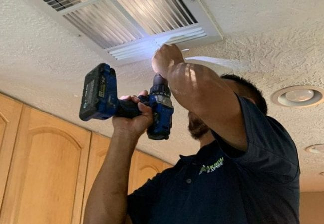air duct repair and replacement