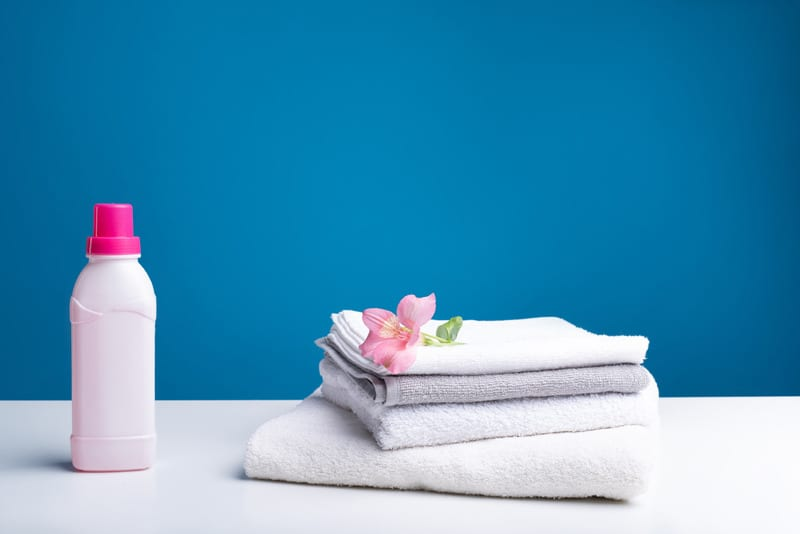 Fresh softener and clean laundry - Air Quality Express Dryer Vent Cleaning in Cypress Texas