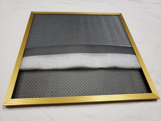 electrostatic air filter