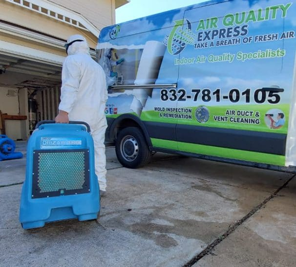 Air duct cleaning company in Houston